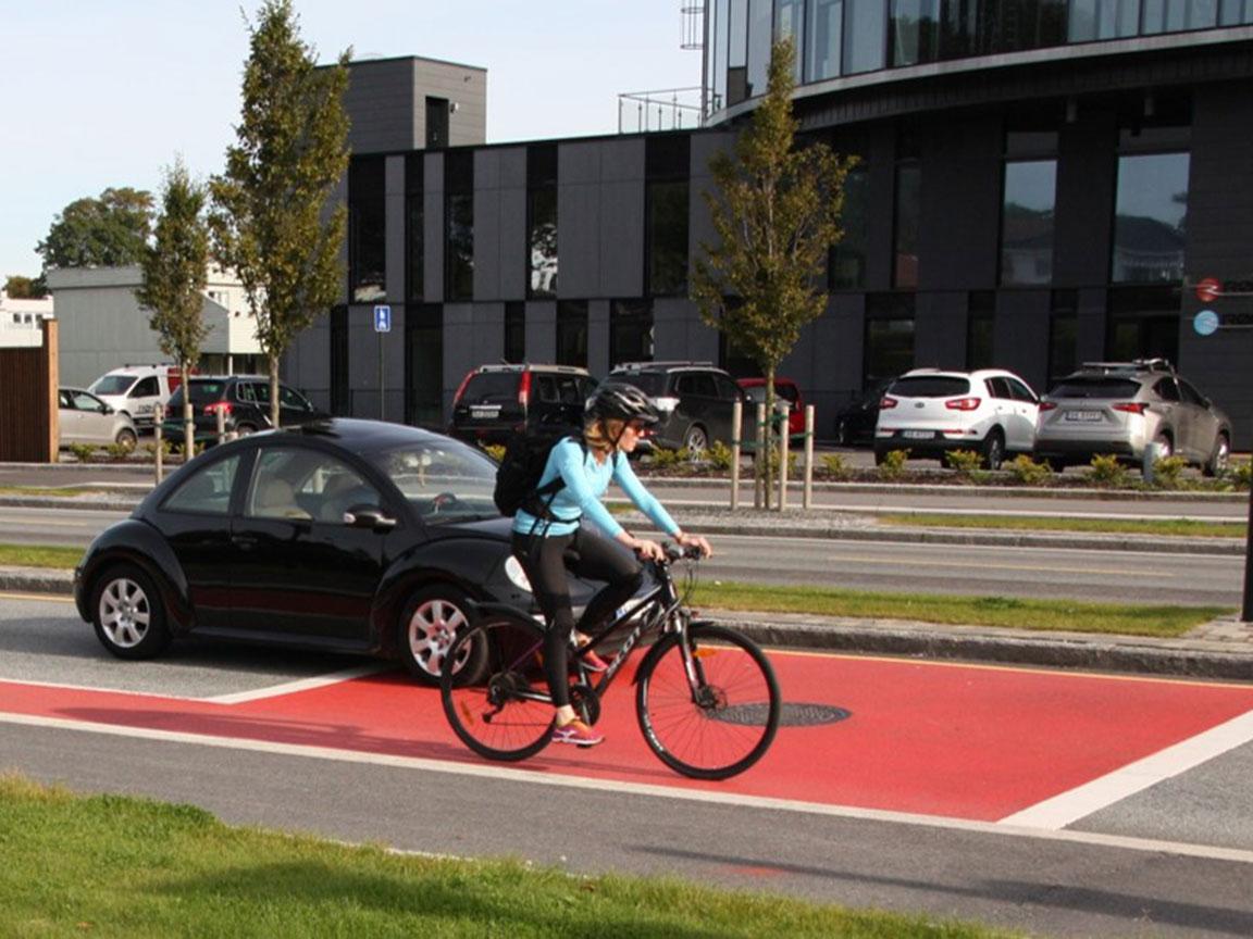 Cykelban-i-rött